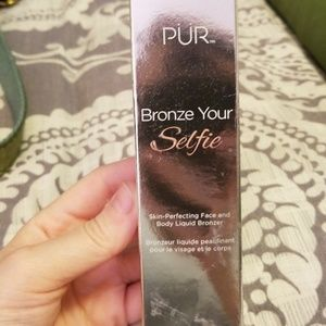 Pur cosmetics bronze your selfie